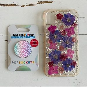 iPhone XR case and PopTop for PopSocket